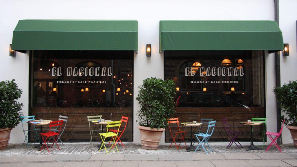 Renovering af restaurant El National